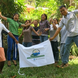 May 2016 - Launch of the Green Fins Snorkel Assessor Training – El Nido, Philippines