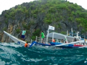 August 2018 - Green Fins Philippines - Building capacity to manage El Nido's booming snorkeling industry