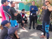 August 2018 – Green Fins Philippines – Training a new Green Fins team for Cebu